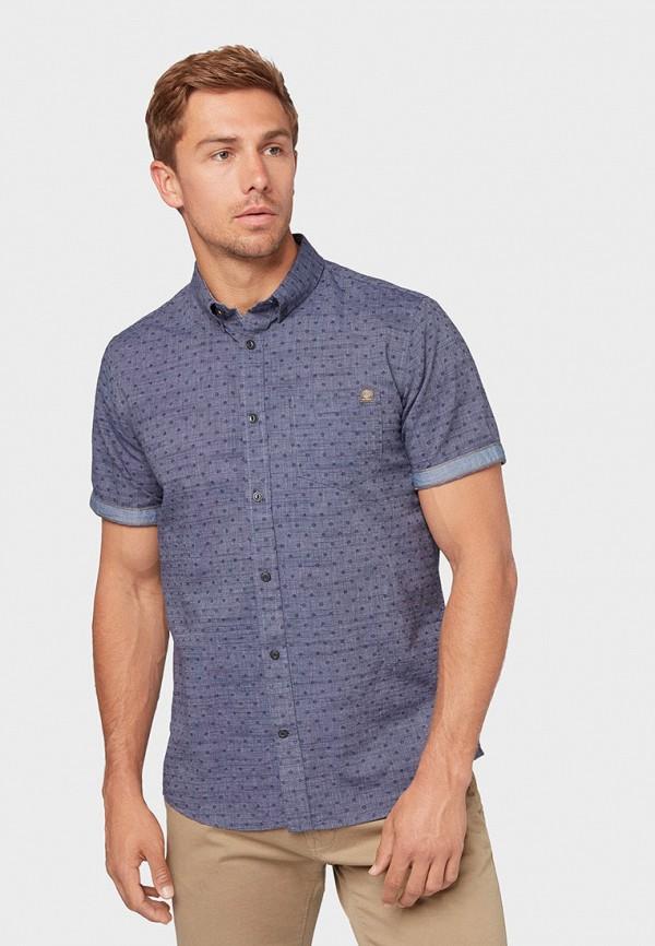 Рубашка Tom Tailor Tom Tailor TO172EMGBNP9 рубашка regular tom tailor р s int 46 ru 37