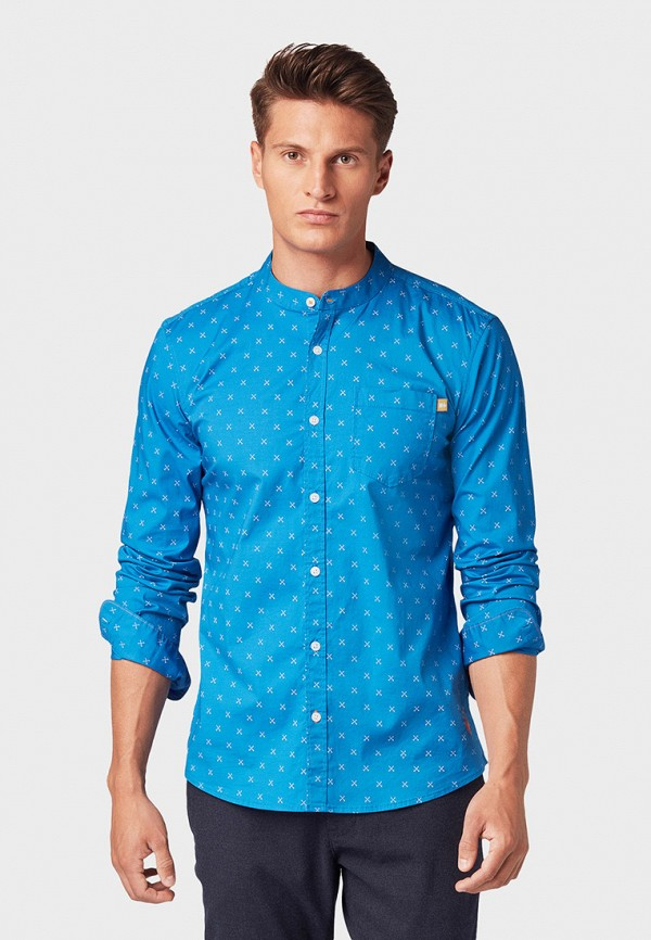 Рубашка Tom Tailor Tom Tailor TO172EMGMAE0 tom tailor 6405123 00 70 6593