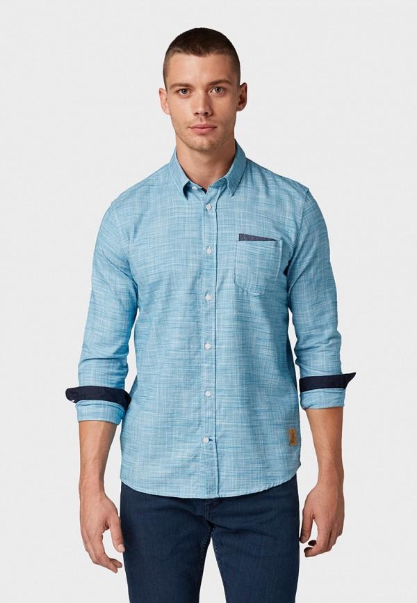 Рубашка Tom Tailor Tom Tailor TO172EMGRTB0 рубашка regular tom tailor р s int 46 ru 37