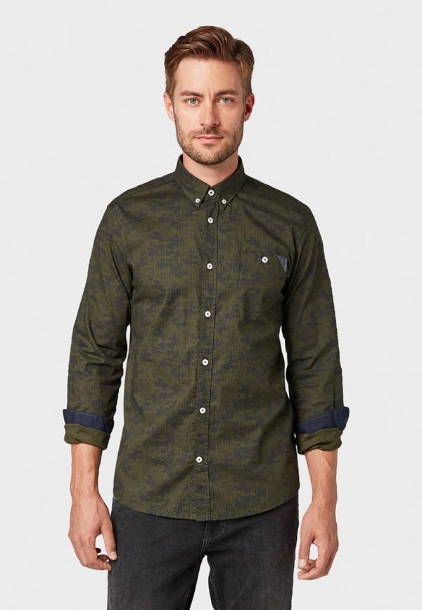 Рубашка Tom Tailor Tom Tailor TO172EMGRTB2 рубашка regular tom tailor р s int 46 ru 37