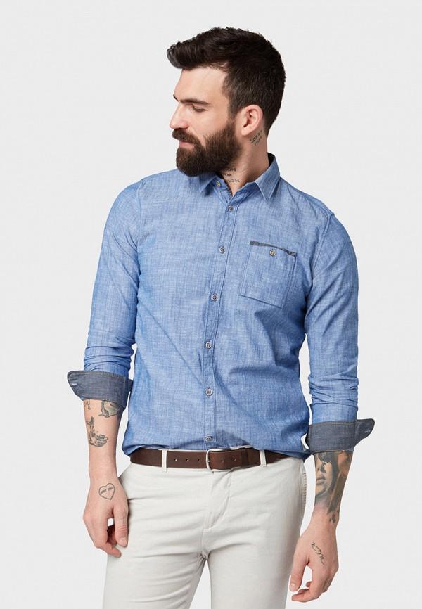 Рубашка Tom Tailor Tom Tailor TO172EMGSIE2 рубашка regular tom tailor р s int 46 ru 37