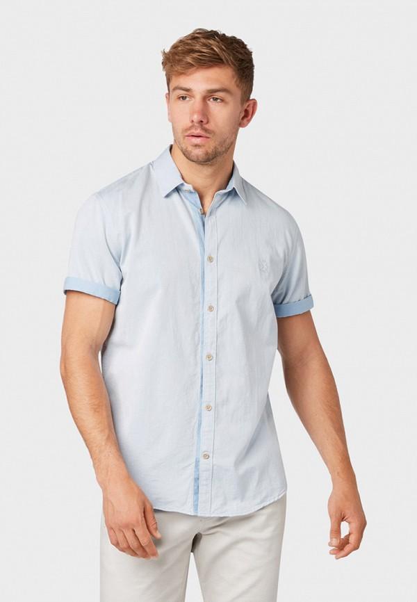 Рубашка Tom Tailor Tom Tailor TO172EMGSIG8 рубашка regular tom tailor р s int 46 ru 37