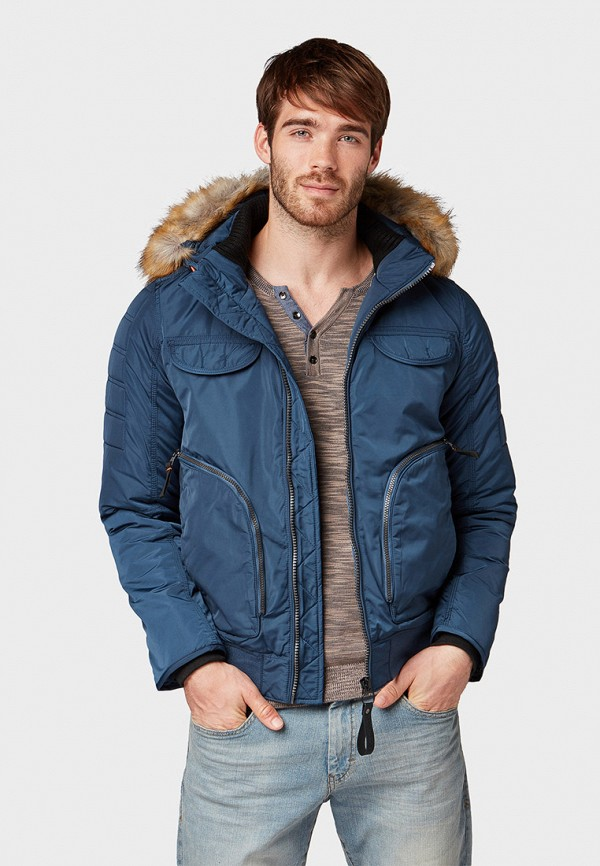 Куртка утепленная Tom Tailor Tom Tailor TO172EMGTNM8