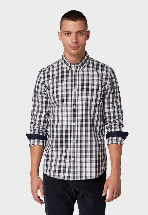 цена на Рубашка Tom Tailor Tom Tailor TO172EMGXBP4