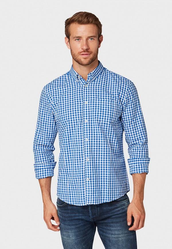 Рубашка Tom Tailor Tom Tailor TO172EMGXBQ6