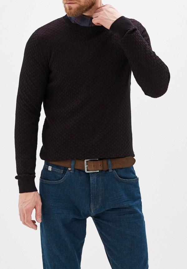 мужской джемпер tom tailor, бордовый