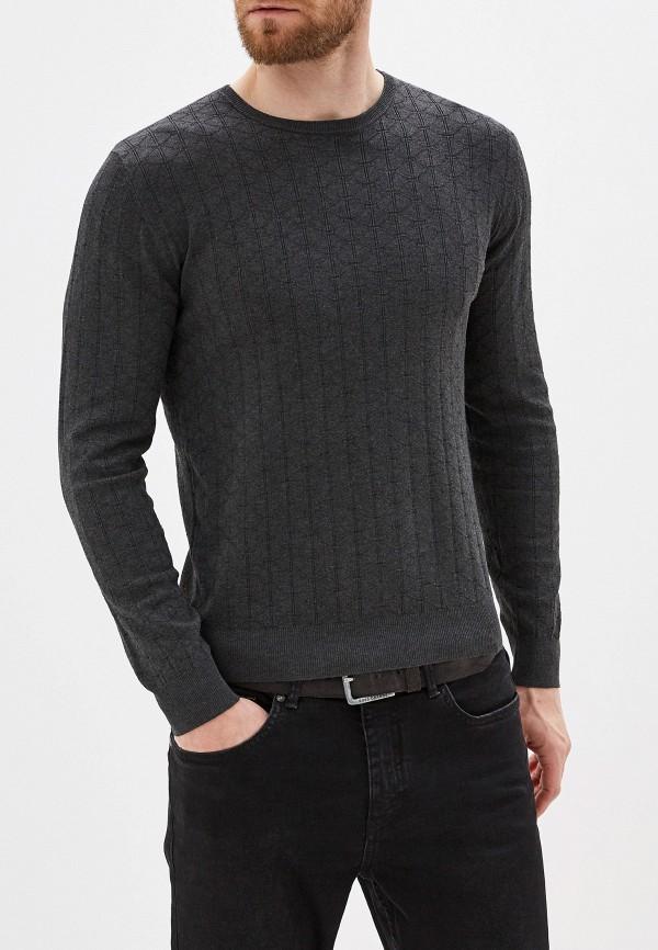 мужской джемпер tom tailor, серый
