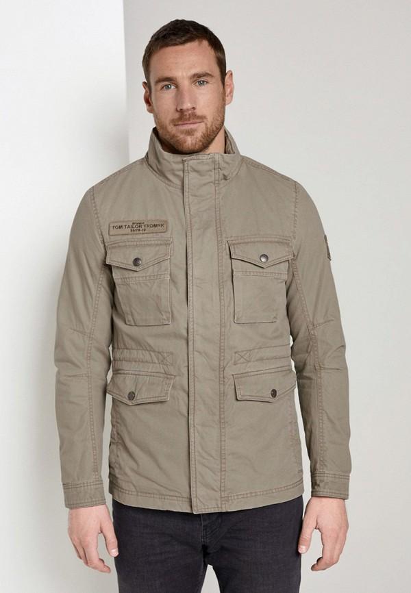 Куртка Tom Tailor Tom Tailor TO172EMHQFD9 куртка tom tailor 3533475 01 10 6343