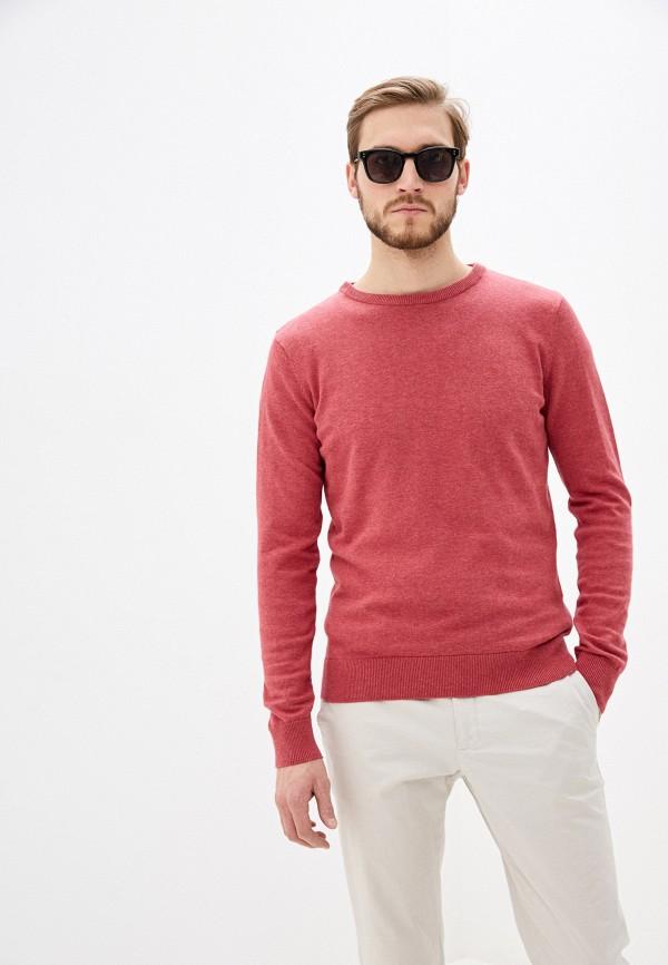 мужской джемпер tom tailor, розовый