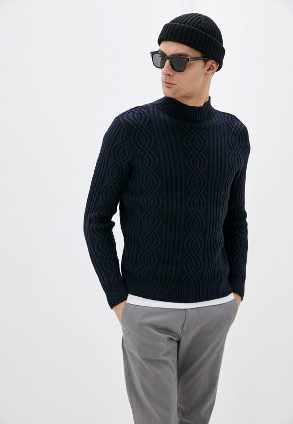 мужской свитер tom tailor, синий