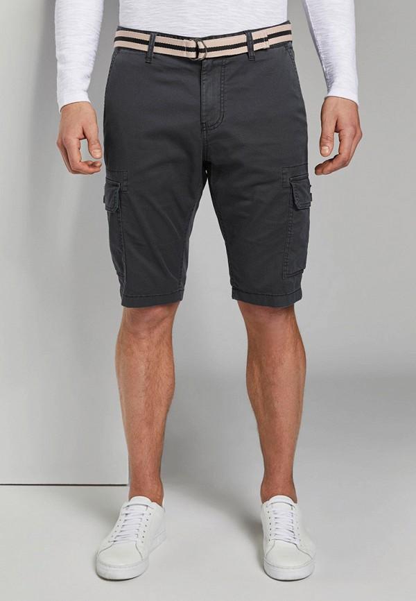 мужские бриджи tom tailor, серые