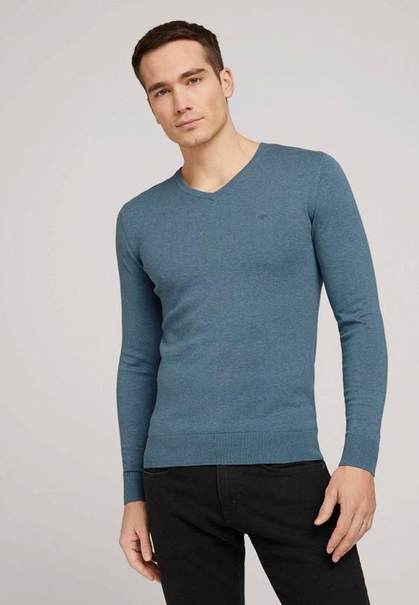 мужской пуловер tom tailor