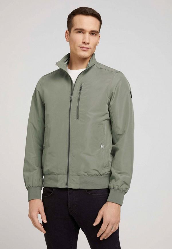 мужская легкие куртка tom tailor, хаки