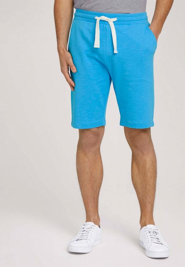 мужские спортивные шорты tom tailor, голубые