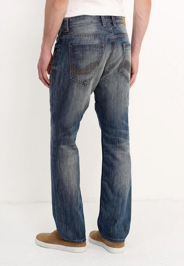 Фото 3 - мужские джинсы Tom Tailor синего цвета