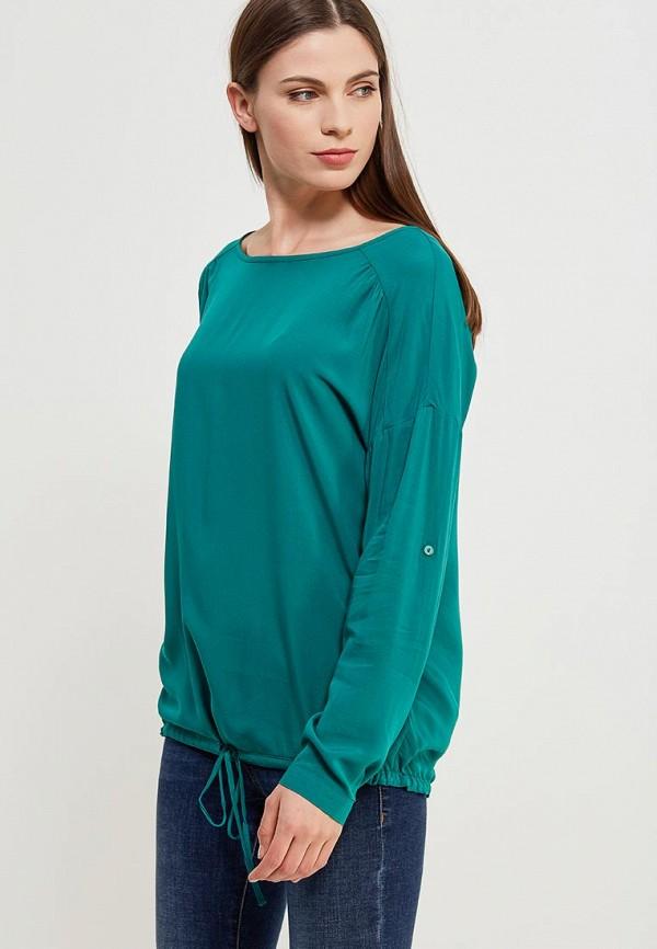 Блуза Tom Tailor Tom Tailor TO172EWACRD4 блуза tom tailor цвет зеленый