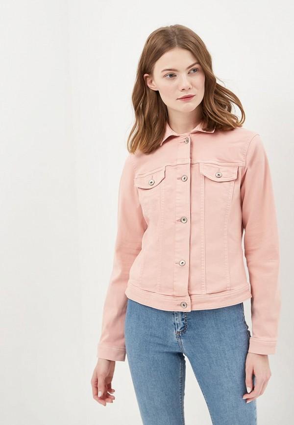Купить Куртка Tom Tailor, to172ewacrf0, розовый, Весна-лето 2018