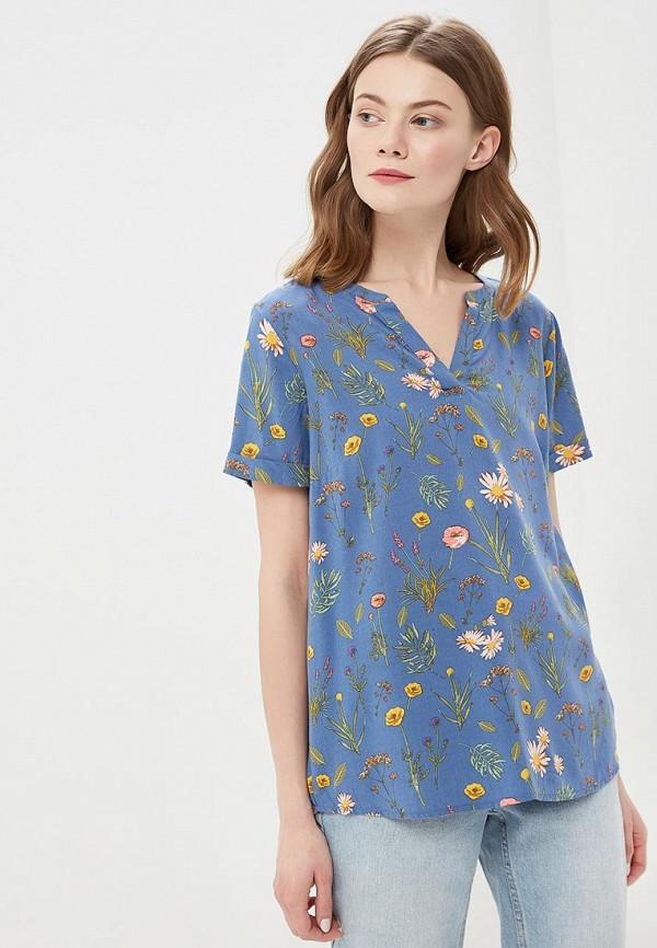 Блуза Tom Tailor Tom Tailor TO172EWBCCD0 блуза tom tailor 1038659 00 70 8210
