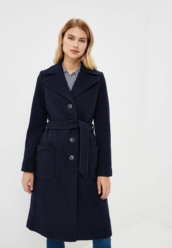 Купить Пальто Tom Tailor, to172ewcbym0, синий, Осень-зима 2018/2019