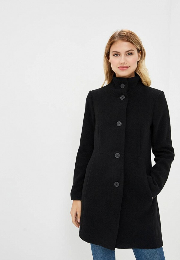 Купить Пальто Tom Tailor, to172ewcbym4, черный, Осень-зима 2018/2019