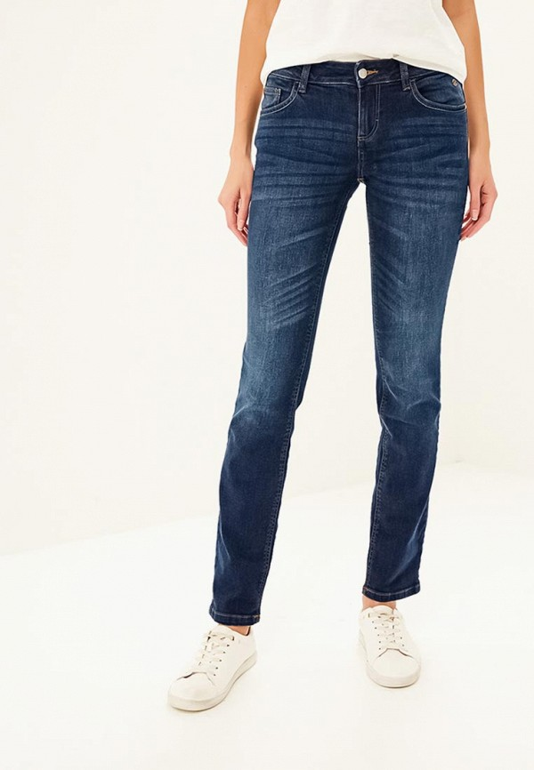 Джинсы Tom Tailor Tom Tailor TO172EWCJQY9 джинсы мужские tom tailor цвет синий 6205520 00 10 1052 размер 36 34 50 52 34