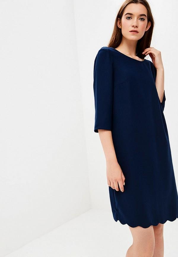 Платье Tom Tailor Tom Tailor TO172EWCMZU9 платье для девочки tom tailor цвет серый темно синий 5019899 00 81 1000 размер 92 98