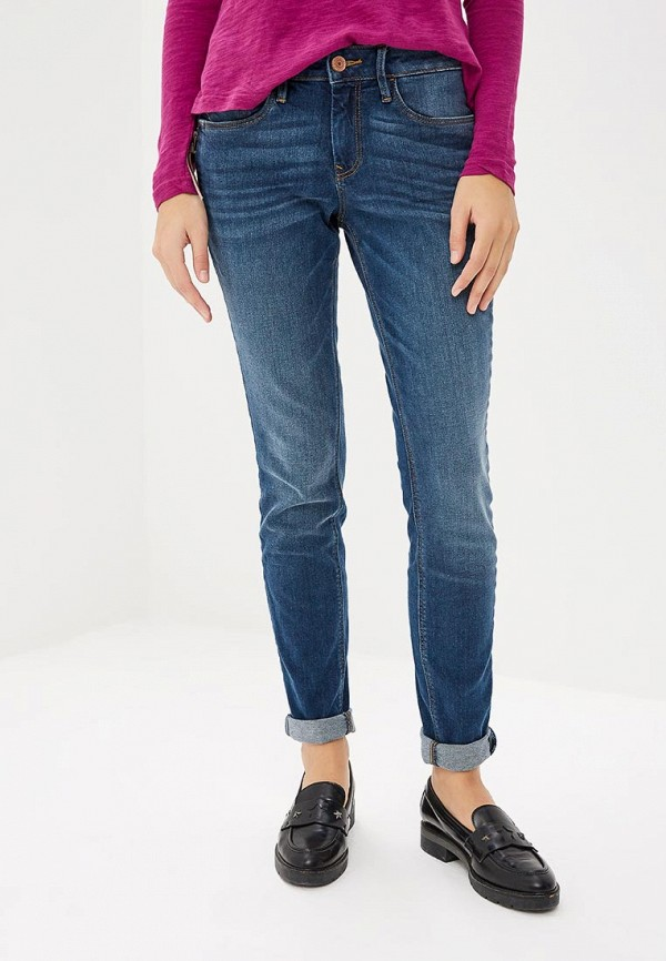 Джинсы Tom Tailor Tom Tailor TO172EWDCKC8 джинсы tom tailor tom tailor to172embxit7