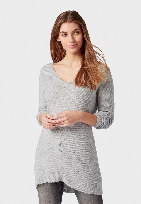 Пуловер Tom Tailor Tom Tailor TO172EWDTHV7 стоимость