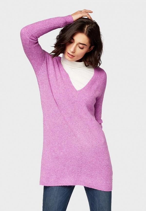 Пуловер Tom Tailor Tom Tailor TO172EWDTHV8 цена 2017