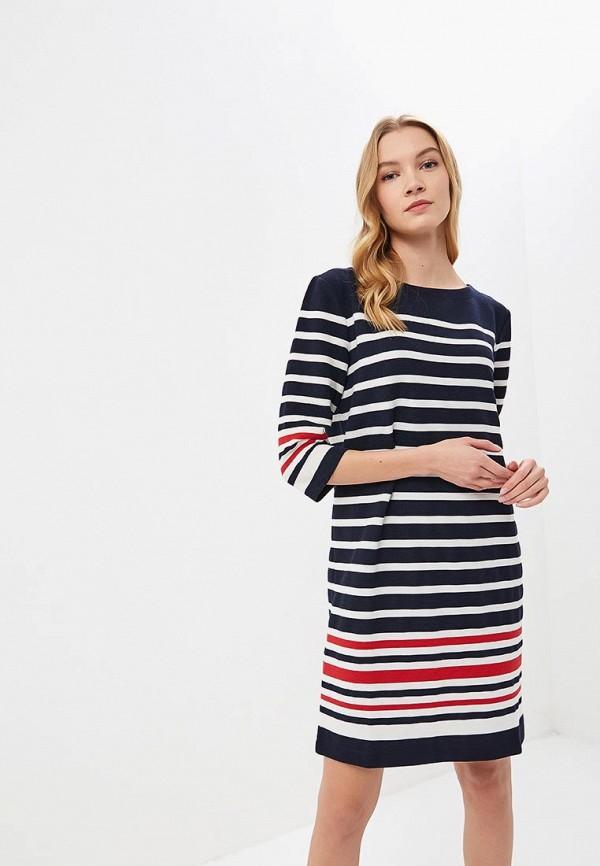 Платье Tom Tailor Tom Tailor TO172EWDTIK1 платье для девочки tom tailor цвет серый темно синий 5019899 00 81 1000 размер 92 98