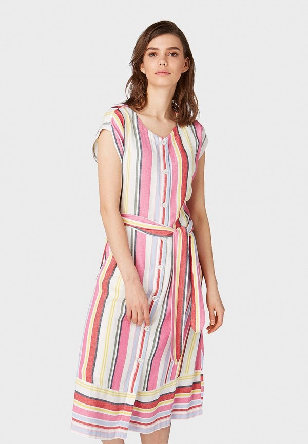 Платье Tom Tailor Tom Tailor TO172EWDTIW2 платье tom tailor tom tailor to172ewdtiw2