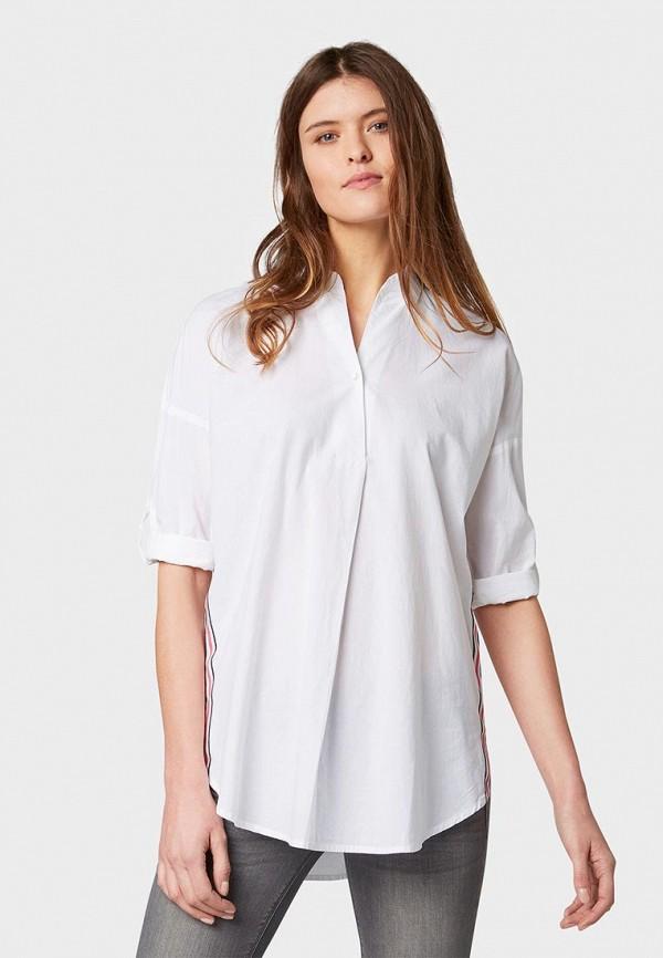 цена Блуза Tom Tailor Tom Tailor TO172EWDTIX4 онлайн в 2017 году