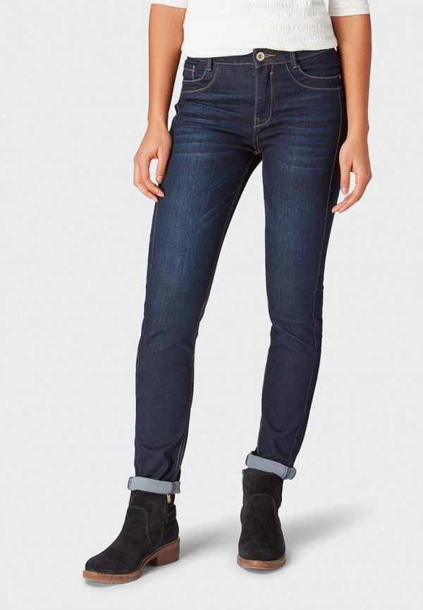 Джинсы Tom Tailor Tom Tailor TO172EWDTUG0 джинсы мужские tom tailor цвет синий 6205520 00 10 1052 размер 36 34 50 52 34