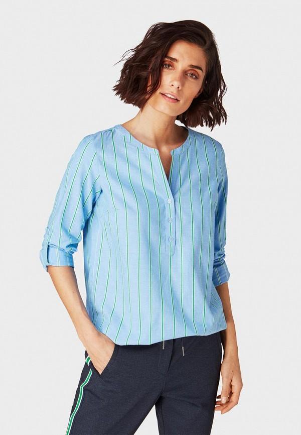 Блуза Tom Tailor Tom Tailor TO172EWEOWO3 босоножки tom
