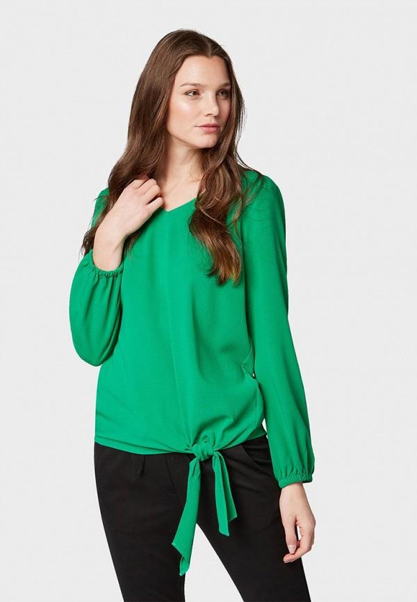 цена Блуза Tom Tailor Tom Tailor TO172EWEQDX8 онлайн в 2017 году