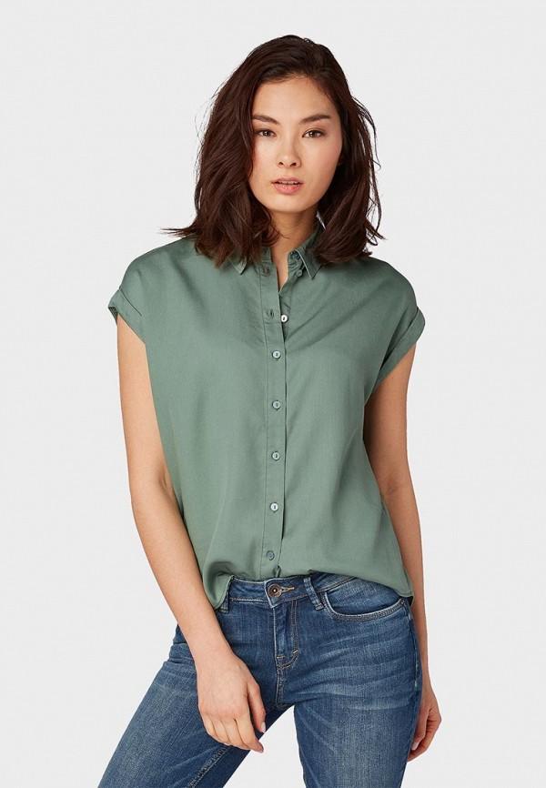 цена Блуза Tom Tailor Tom Tailor TO172EWEXGH3 онлайн в 2017 году