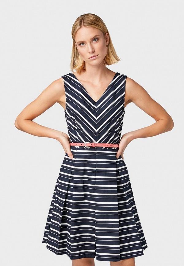 Платье Tom Tailor Tom Tailor TO172EWFEFL2 платье tom tailor tom tailor to172ewdtiw2