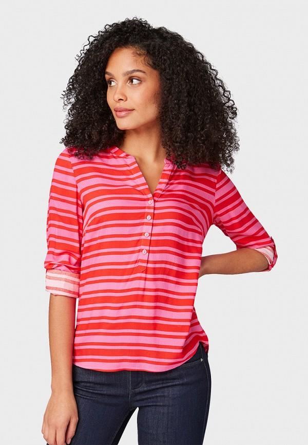 Блуза Tom Tailor Tom Tailor TO172EWFHHQ3 недорго, оригинальная цена