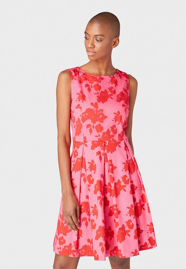 Платье Tom Tailor Tom Tailor TO172EWFHHQ5 платье tom tailor tom tailor to172ewdtik3