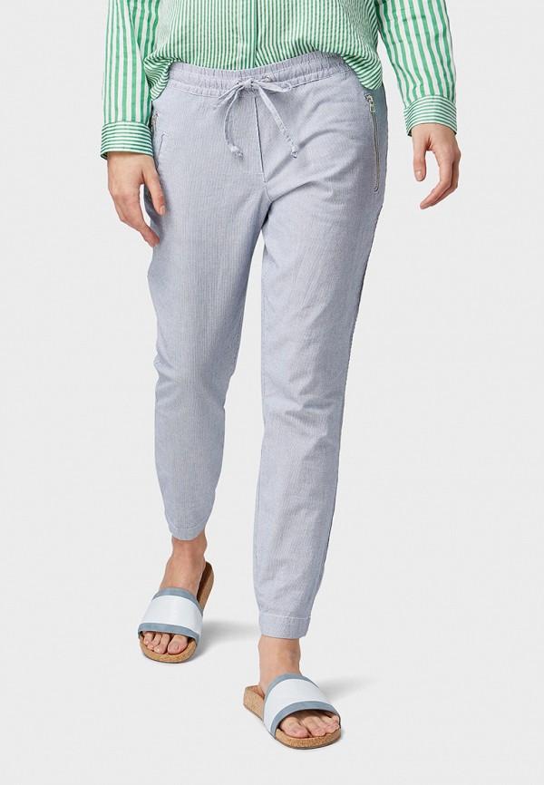 Брюки Tom Tailor Tom Tailor TO172EWFHHU6 брюки мужские tom tailor цвет зеленый 6855008 00 12 7807 размер l 50