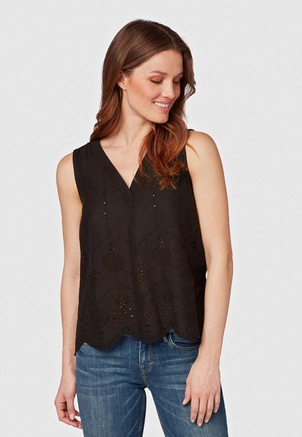 Блуза Tom Tailor Tom Tailor TO172EWFJEQ2 недорго, оригинальная цена