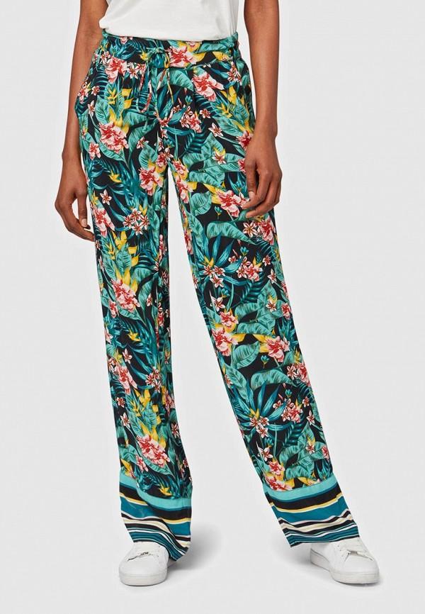 Брюки Tom Tailor Tom Tailor TO172EWFJES7 брюки мужские tom tailor цвет зеленый 6855008 00 12 7807 размер l 50