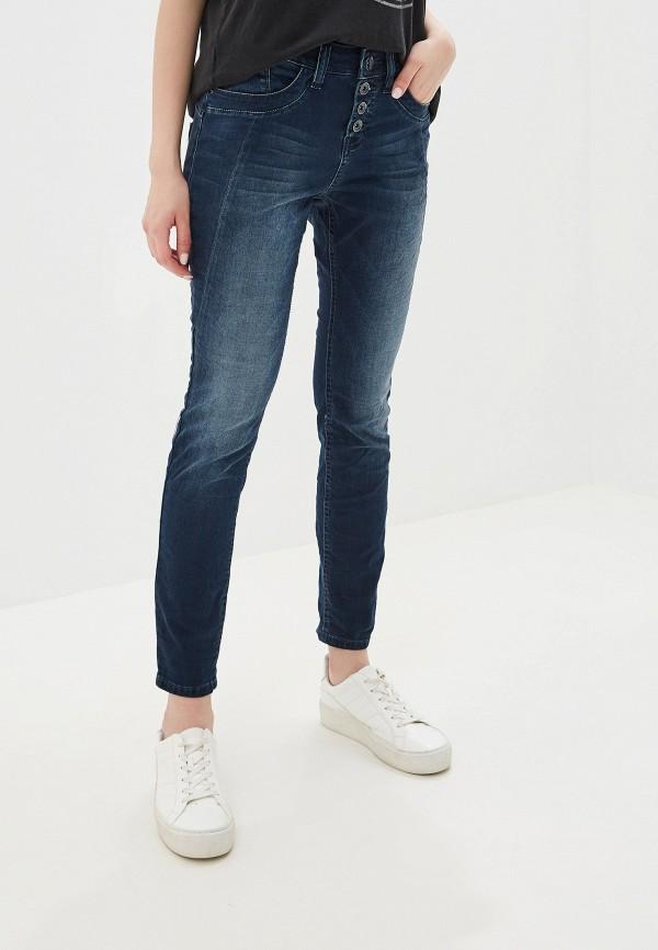 Купить женские джинсы Tom Tailor синего цвета