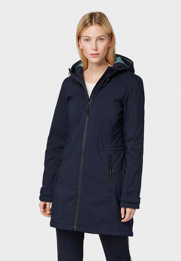 Куртка утепленная Tom Tailor Tom Tailor TO172EWGBKP2 цена