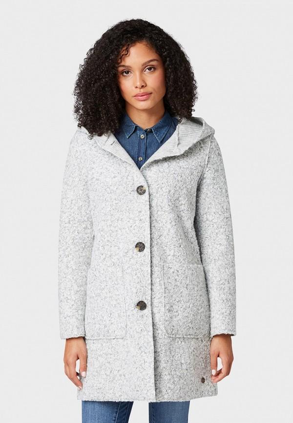 Пальто Tom Tailor Tom Tailor TO172EWGBOO9 цены онлайн
