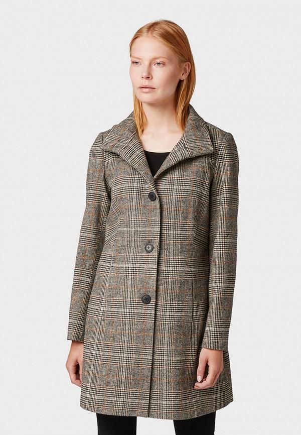 Пальто Tom Tailor Tom Tailor TO172EWGBOP2 цены онлайн