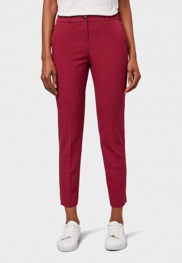 Фото - женские брюки Tom Tailor красного цвета