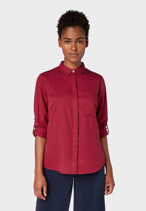 Рубашка Tom Tailor Tom Tailor TO172EWGCEP2 рубашка regular tom tailor р s int 46 ru 37