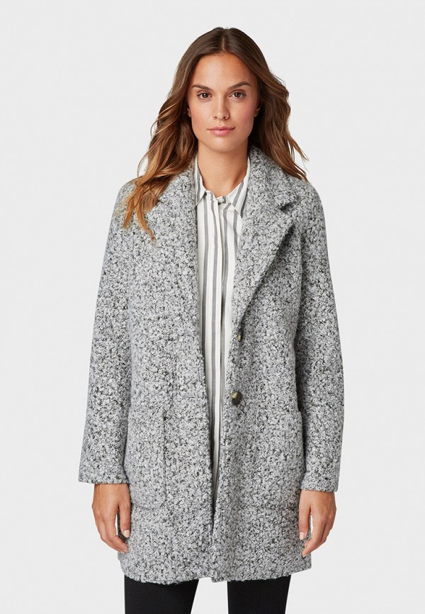 Пальто Tom Tailor Tom Tailor TO172EWGSJK8 цены онлайн
