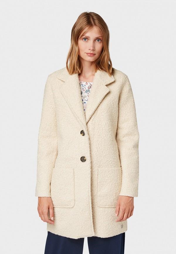 Пальто Tom Tailor Tom Tailor TO172EWGSJL2 цены онлайн